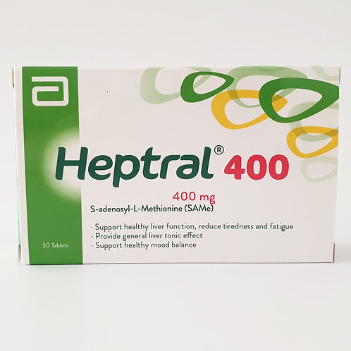 Heptral 400mg Tablet 30's