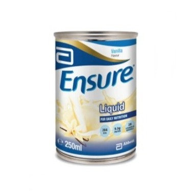 (Bundle of 2 Cartons) ENSURE Vanilla 250mL (24's)