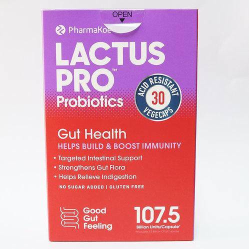 Lactus Pro Capsules 30's