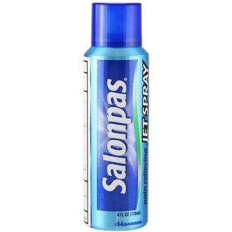Salonpas Pain Relieving Jet Spray 118mL