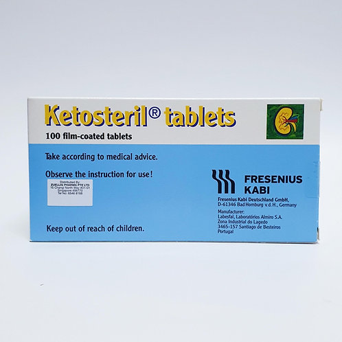 Ketosteril tablets 100's