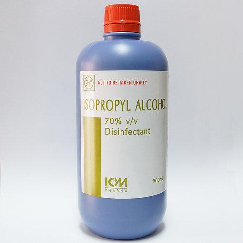 Isopropyl Alcohol 70% 500mL
