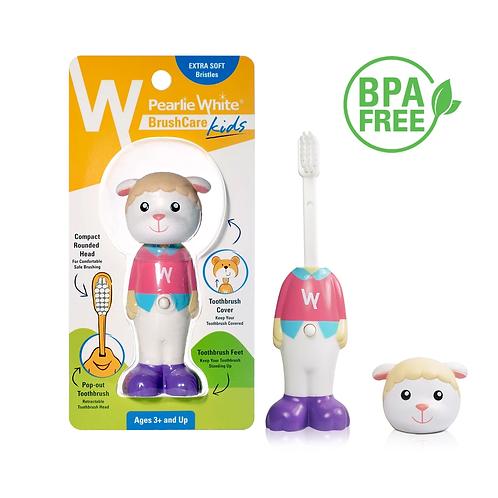 Pearlie White Kids Toothbrush Sheep