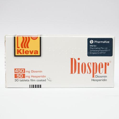 Diosper 500mg tablet 30's