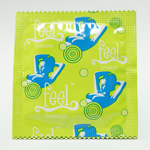 Nulatex FEEL Smooth Condoms 9's