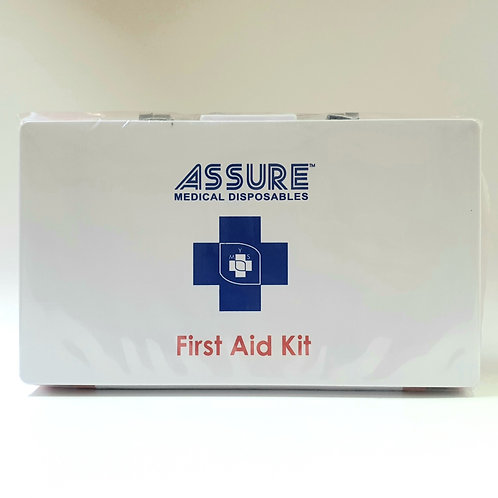 Assure First Aid Box (Complete, Small)