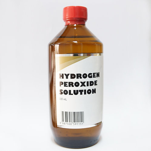 (Bundle of 2 bot) Hydrogen Peroxide 1% Mouthwash 500mL