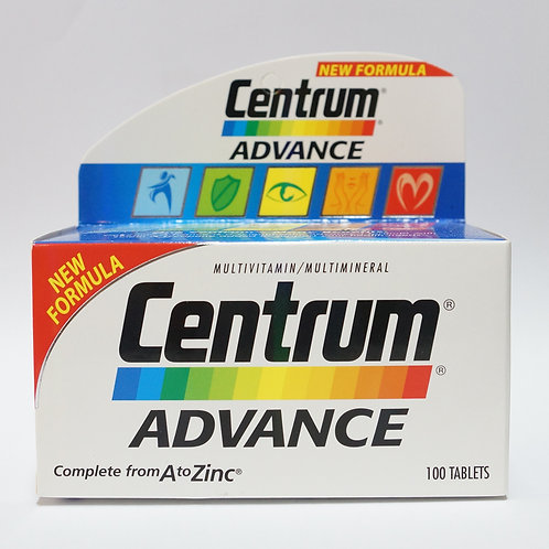 Centrum Advance Tablet 100's