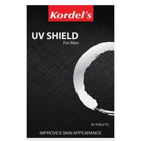 Kordel's UV Shield for Men tablets 30's