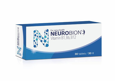 (Bundle of 2 boxes) Neurobion Tablets 30's