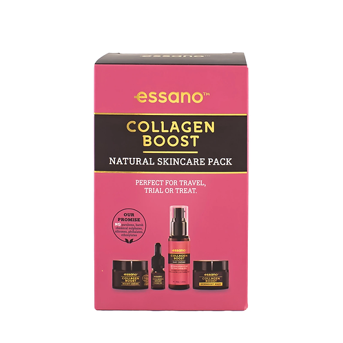 Essano Collagen Boost Natural Skincare Pack