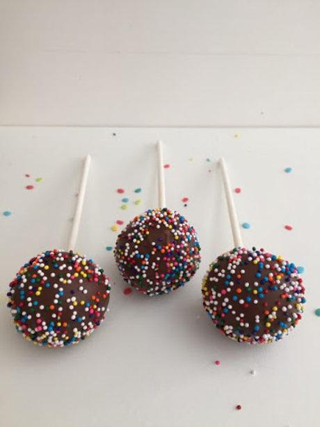 Chocolate Cakepops
