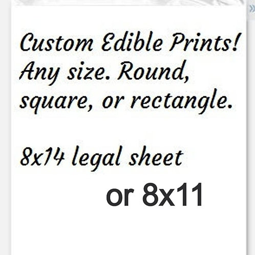 Custom - ANY SIZE you need!