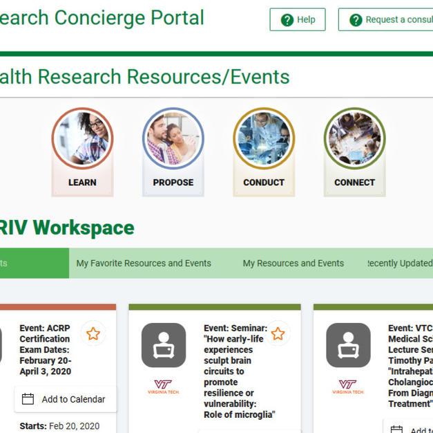 iTHRIV Portal Highlights