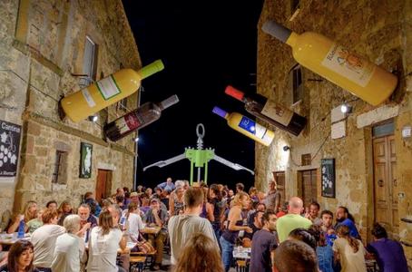 Cantine Aperte : Yuk, Pesta Wine Gratisan !