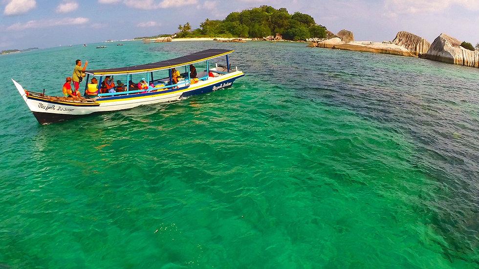 Getaway Belitung 2D1N