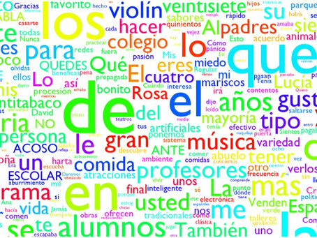 Mapped: 2018 Spanish Reading paper (AQA Higher)