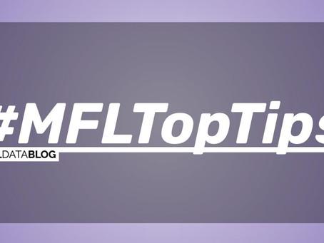 #MFLTopTips: Online teaching