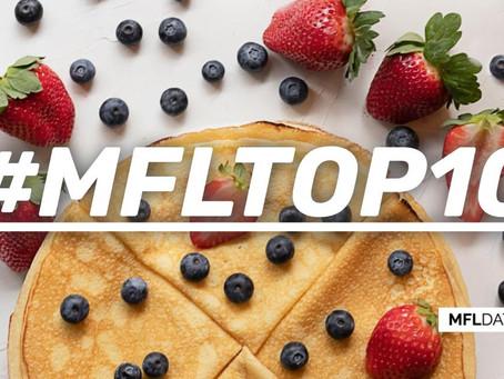 #MFLTop10: This week's most-liked MFL tweets