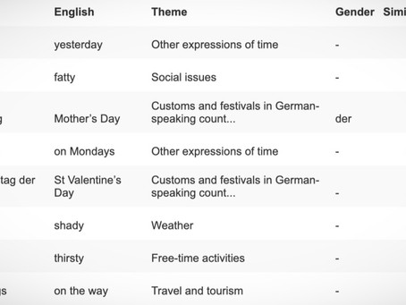10 GCSE German Tips to Boost Student Vocab