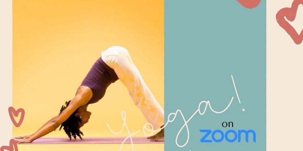 Sunday Morning Yoga Asana with Carly