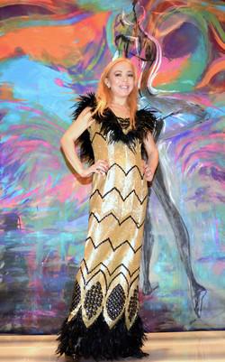 Million Dollar Gown