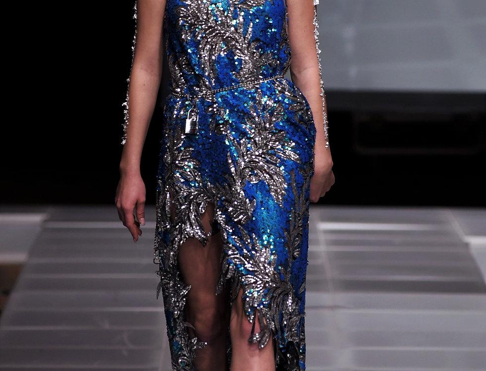 """""""Artemisia"""" Runway Gown"""