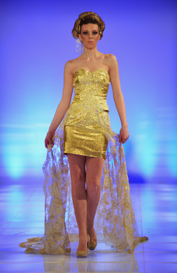 D'Or Gown