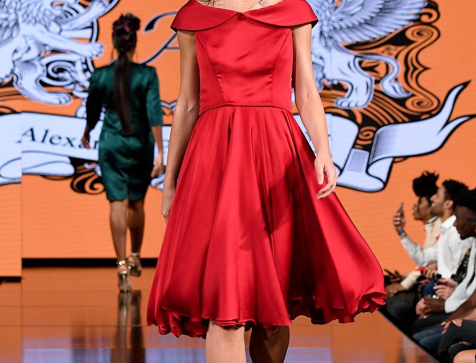 Kennedy Runway Dress