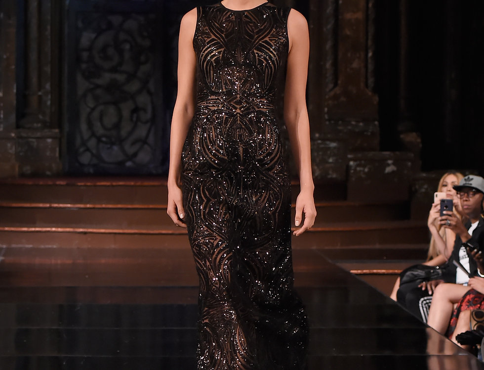 Desire's Webb Runway Dress