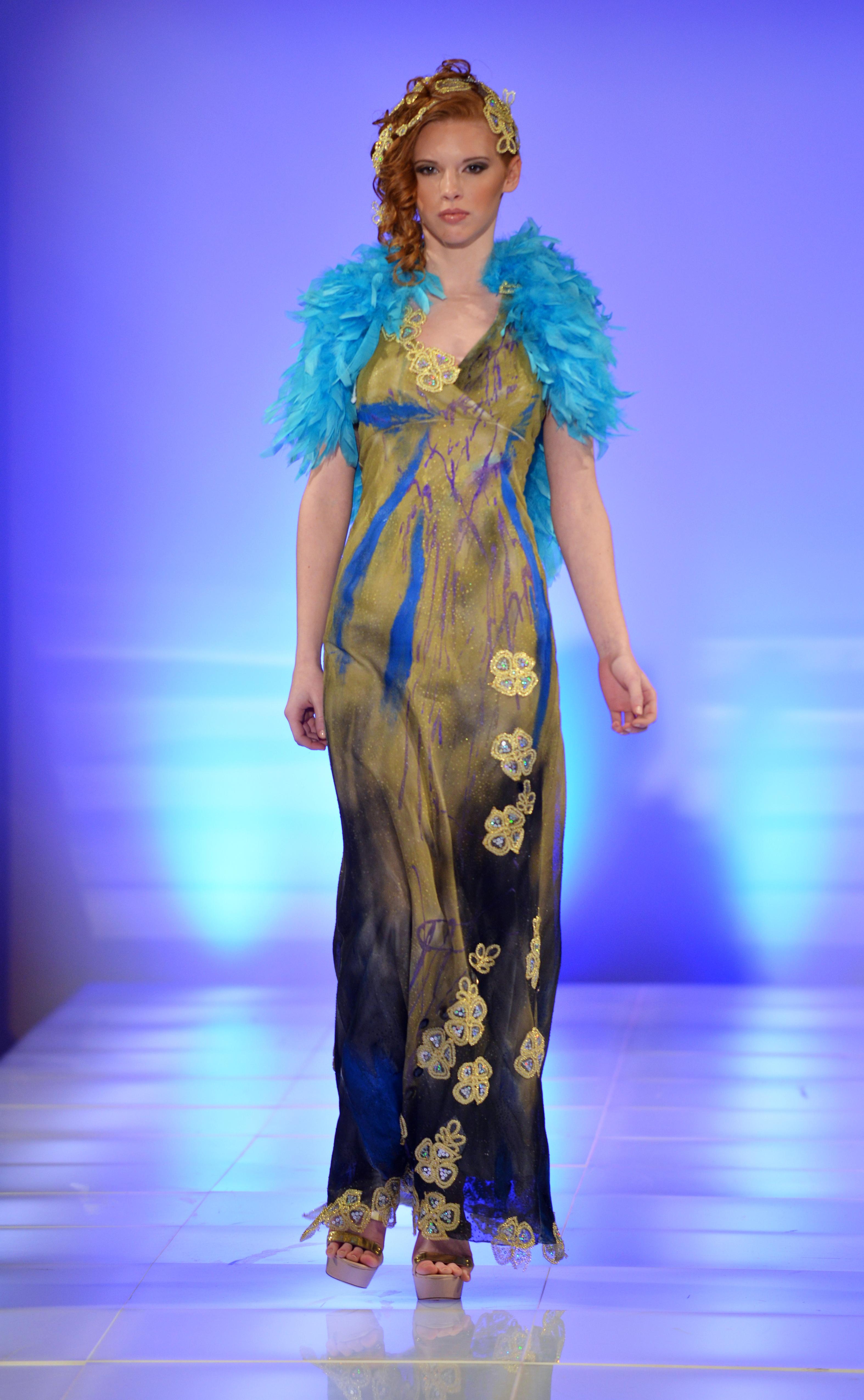 Primavera Gown