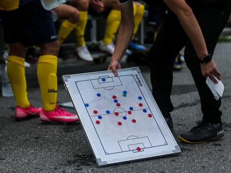 【翔太足球筆記(八)】關於怎麼「看」比賽