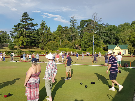 Bowled Over with Support