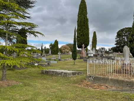 Cemetery Goes Hi-Tech