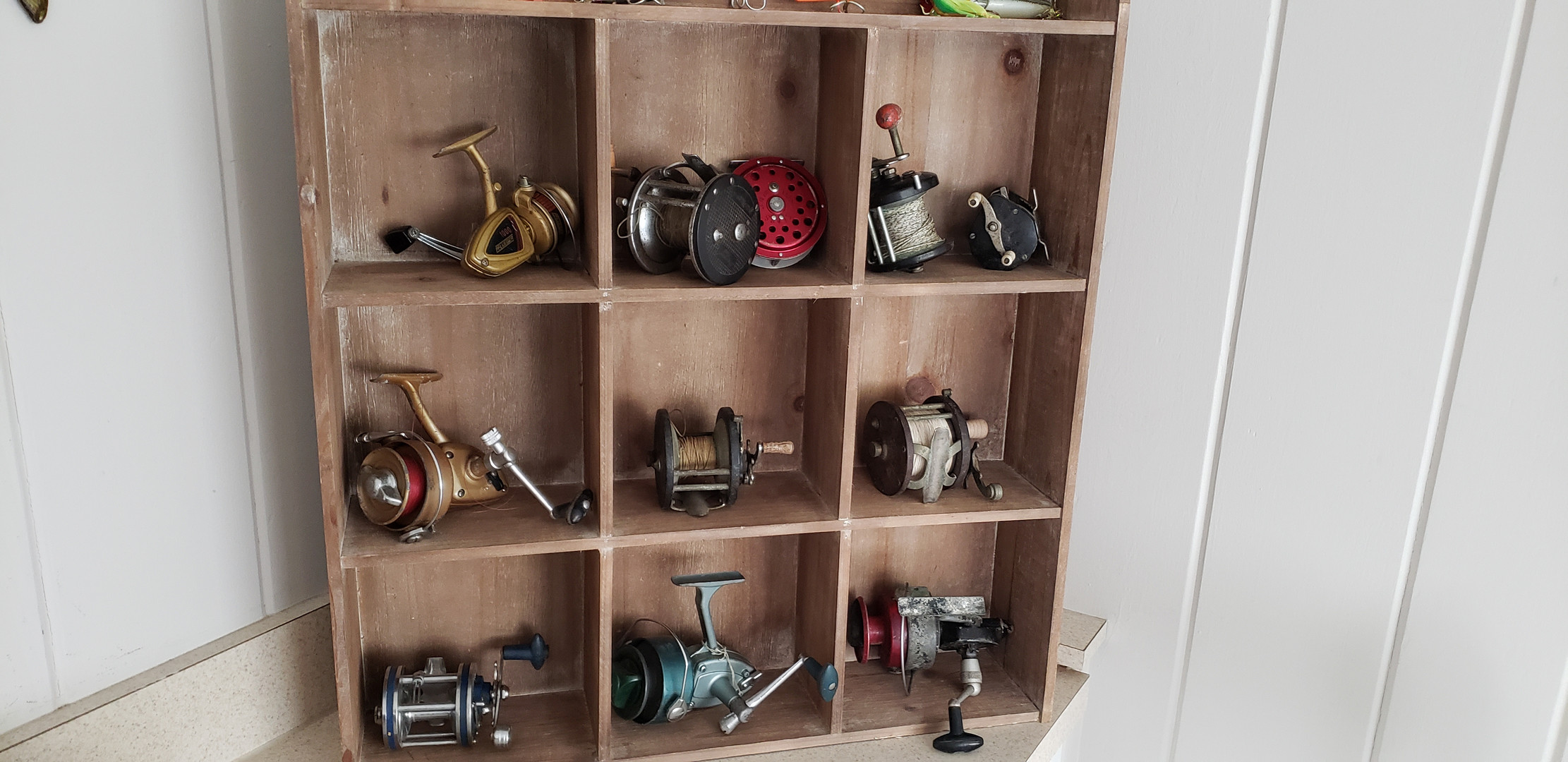Decor - Fishing Reels