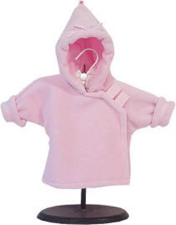 Pink Polartec Fleece