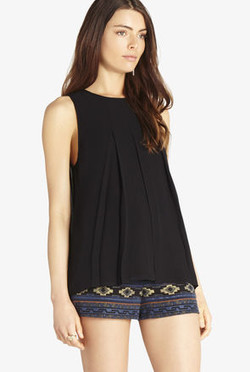 BCBG Black Top