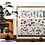 Thumbnail: 6 Sheets Pine Cone Plant Stickers Slides