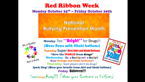 It's National Bullying Prevention Month!!!!