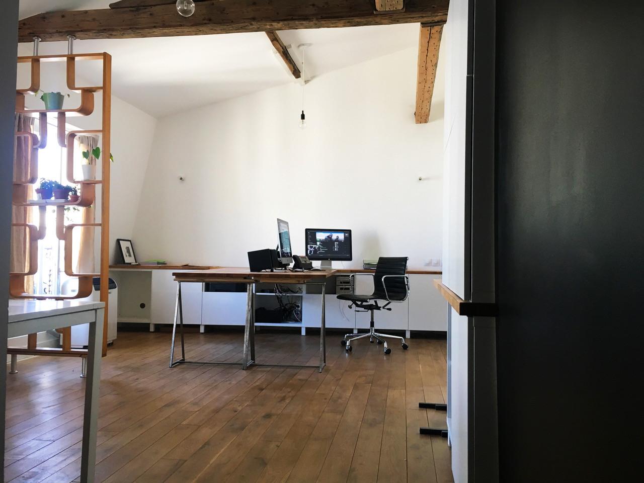 Transformation d'un studio en bureaux : Conseil
