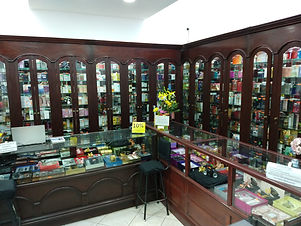 Perfumeria Edelweiss