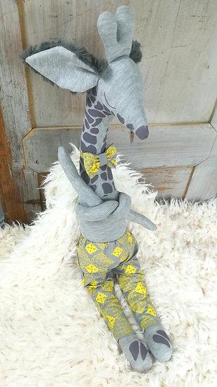 Anzu, Mr girafe.