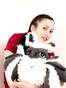 Lucie Pontvianne, créatrice de la marque Allin sweet.