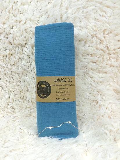 Lange XXL Bleu pigeon