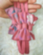 Bandeau Noeud-papillon fille All in sweet