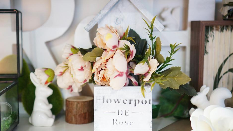An Enchanting Garden Wedding Inspiration