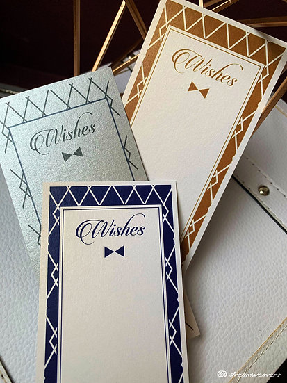Tux Wishes Card
