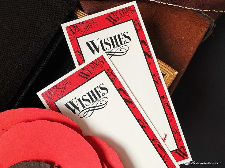 Whimsical Oz Wishes Card