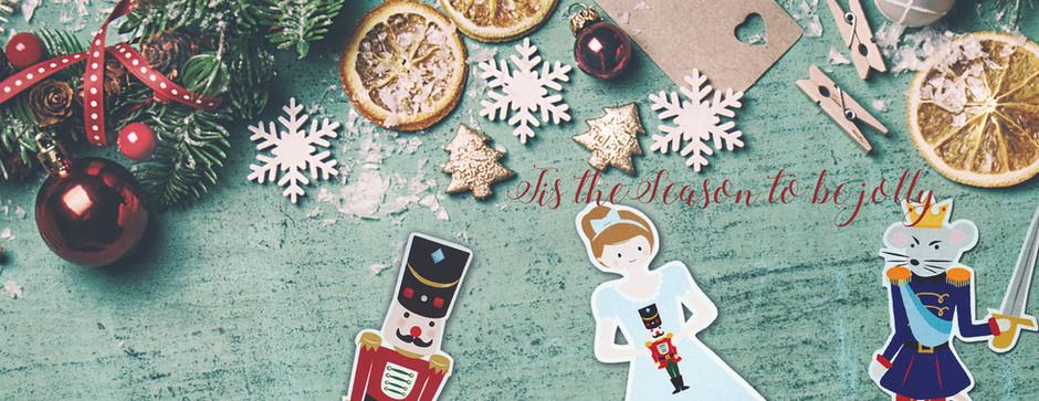 A Winter Fairy Tale Wedding - The Nutcracker