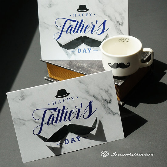 COOL DAD Greeting Card